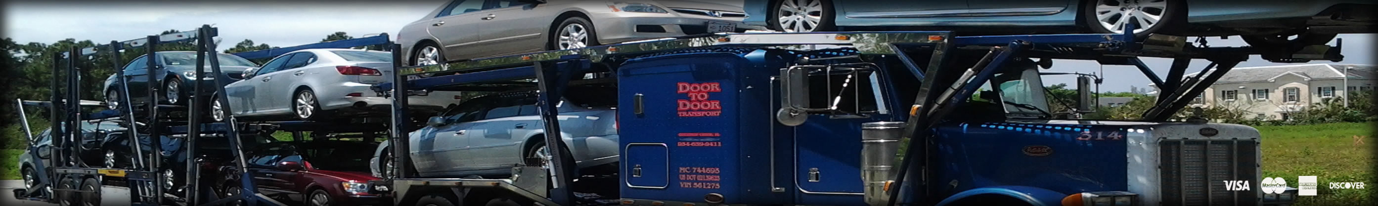 Door To Door Auto Transport - Auto Shipping Companies - Auto Shipping
