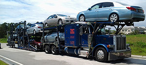 Make the Best Choice and Go With Enclosed Auto Transport