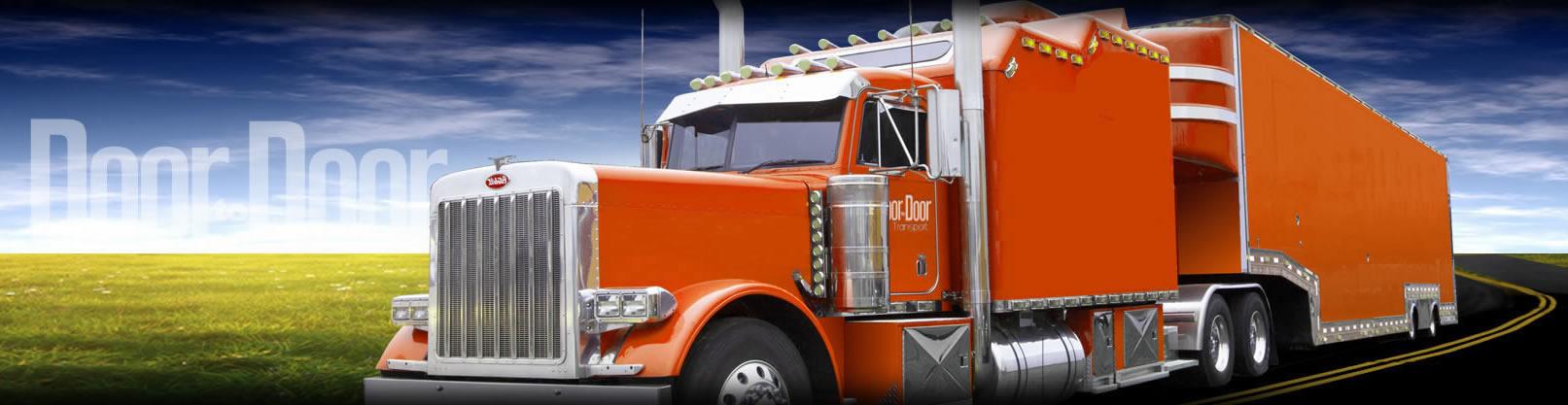Shipping Trucks